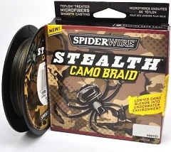 Шнур Stealth Power camo braid 110m